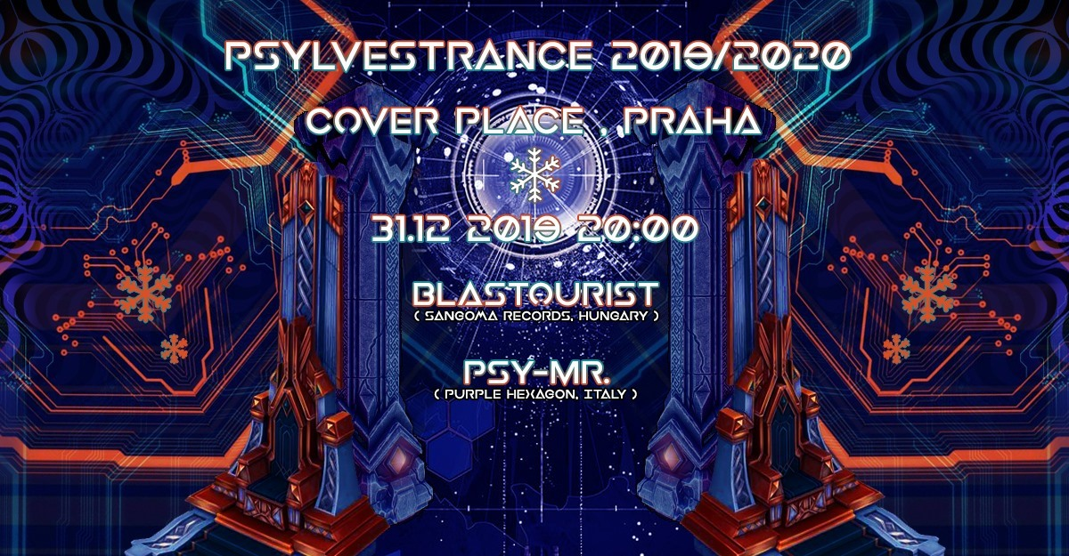 Psylvestrance 2019 with Blastourist & Psy-Mr. flyer