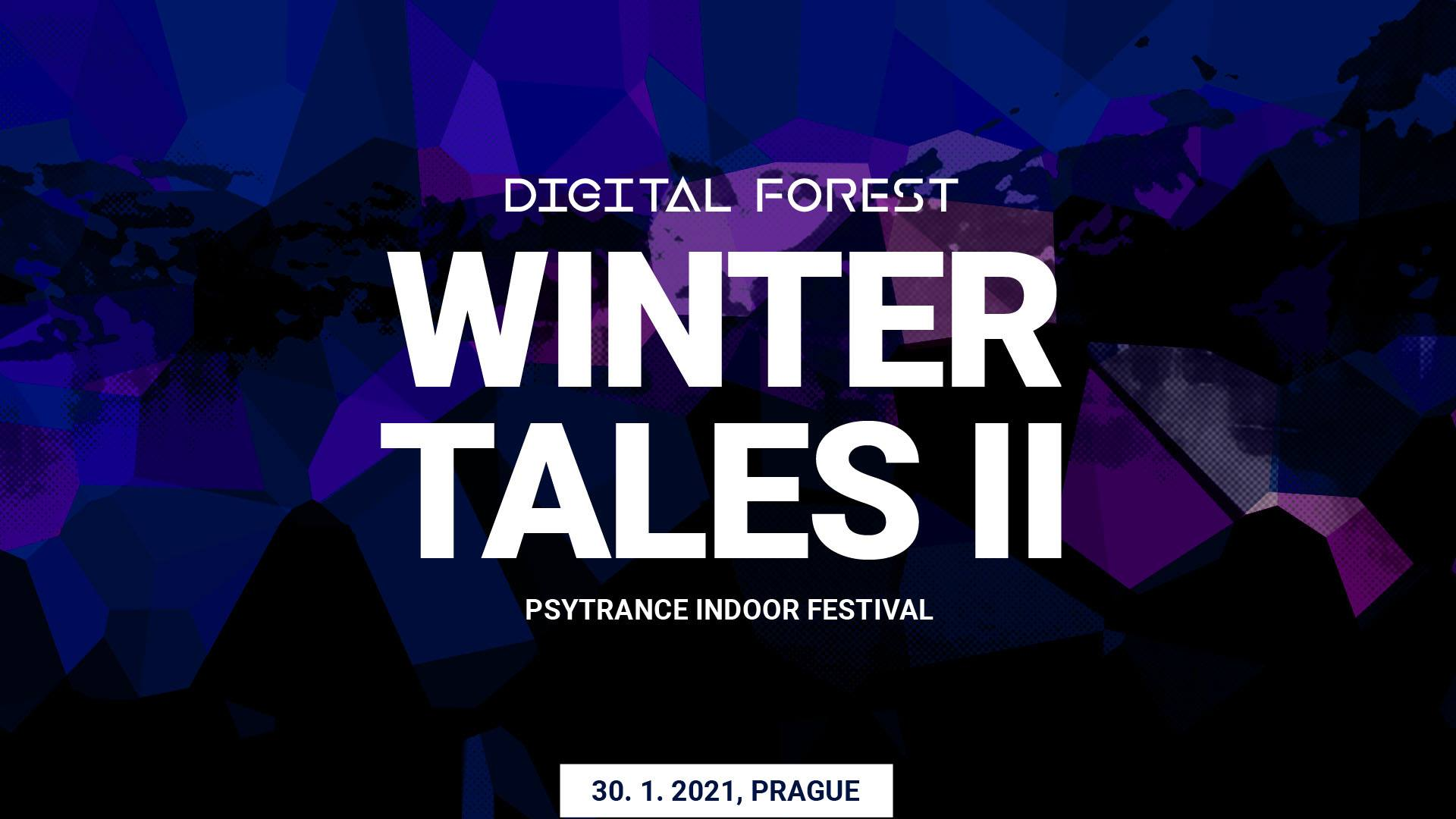 Winter Tales II flyer