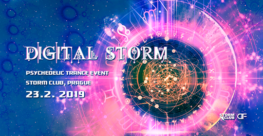 Digital Storm flyer