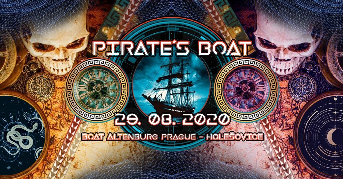 Pirate's Boat flyer